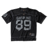 GASP No1 Football Tee T-Shirt schwarz