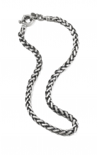 GASP Halskette Stahl CHAIN NECKLACE