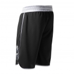 Mesh Gym Shorty Black/Grey