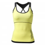 Shaped T-Back,Cyber Yellow