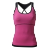 Shaped T-Back Hot Pink