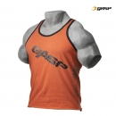 GASP Vintage T-Back orange Muscleshirt