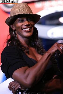 Lenda Murray – 8 x Ms. Olympia   Bodybuilderin « Wear2Gym ...