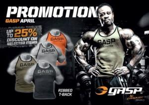 GASP Tank im April 25 billiger